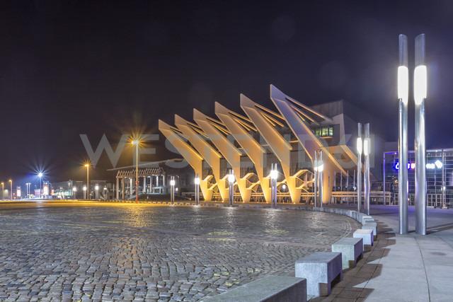 Germany, Bremen, Bremen-Arena and exhibition halls - NK000066 - Stefan Kunert/Westend61