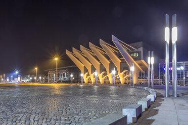Germany, Bremen, Bremen-Arena and exhibition halls - NK000066