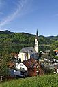 Germany, Bavaria, Schliersee, Parish church St. Sixtus - LB000682