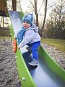 Child on playground, Goettingen, Germany - ABA001268