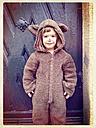 Carnival, girl in a bear costume - LVF000889