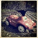 Children's Car, Fire truck - LV000836