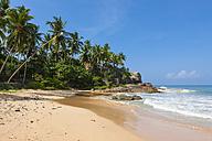 Sri Lanka, Galle, Beach at Duwemodara - AMF001976