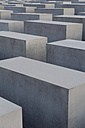 Germany, Berlin, steles of Holocaust Memorial - AS005274