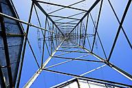 Germayn, North Rhine-Westphalia, Hamm-Uentrop, electricity pylon - HOHF000592