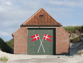 Denmark, Jutland, Lokken, fishery and maritime museum - JB000074