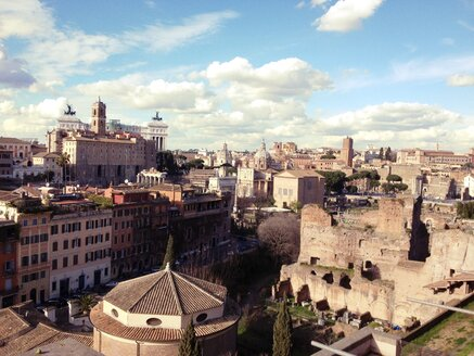 View of Rom, Italy - RIMF000166