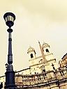 Spanish Steps, Piazza di Spagna, Scalinata di Trinita dei Monti, Rom, Italy - RIMF000145