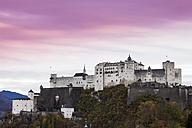 Austria, Salzburg, Hohensalzberg fortress - WI000524
