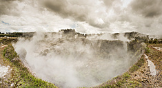 New Zealand, Taupo Volcanic Zone, Craters of the Moon, geothermal field - WV000526