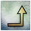 Direction arrow - GSF000861