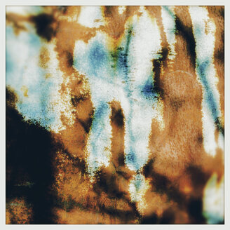 Color structure on rust - MSF003663