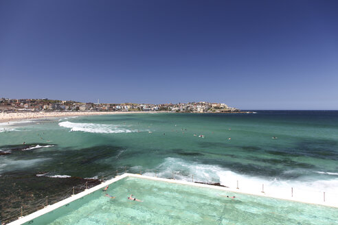 Australia, Manly, Manly Beach, swimming pool - ATA000043