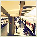 Basel SBB main station, Basel, Switzerland - MS003646