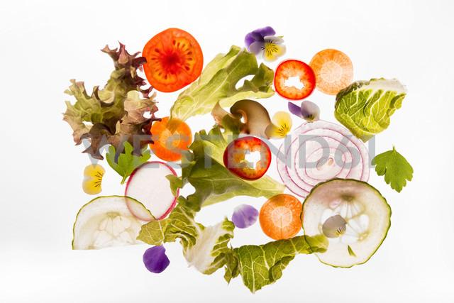 Mixed low carb salad - CSTF000210
