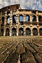 Italy, Rome, Colosseum - KAF000113