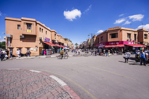Morocco, Marrakesh, District Arset el Bilk - THAF000211