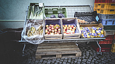 fuit and vegetable stand - SBD000715