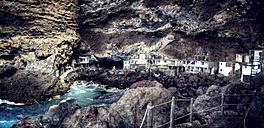 Spain, Canary Islands, La Palma, View of Poris de Candelaria - DWIF000023