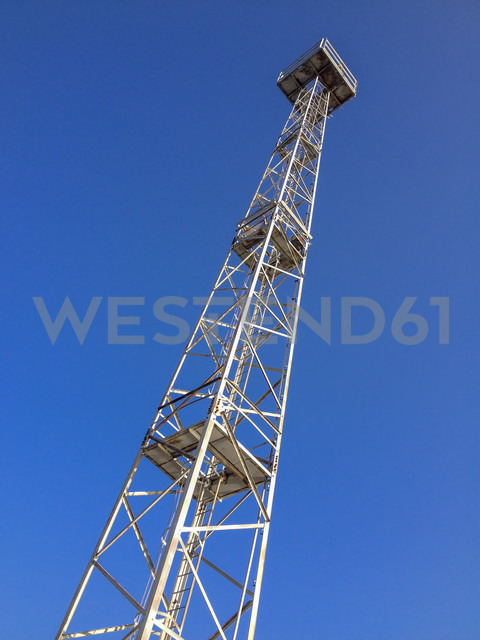 Germany, Berlin, Treptow port, tower - FBF000323 - Frank Blum/Westend61