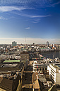 Germany, Hamburg, Cityscape from St. Petri church with Alster - KRP000424