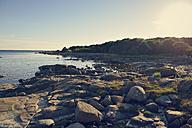 Sweden, Varberg, Rocky coastline at Kattegat - BR000199