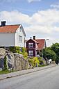Sweden, Smoegen, Residential houses - BR000223