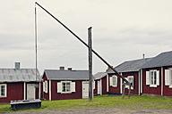 Sweden, Lulea, Historical Gammelstad Church Town - BR000411