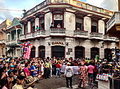 Colombia, Caribbean, South America, Cartagena, Carnival in March - AVS000107