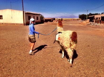 Argentina, Andes, near Tilcara, salt desert - AVSF000132