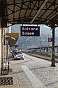 Italy, Alto Adige, Bolzano, Bolzano train station - GF000428