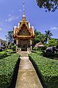 Thailand, Phang Nga Province, near Khao Lak, Wat Khomniyaket - THA000279