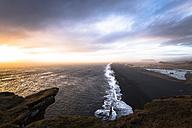 Iceland, Sandy beach near Dyrholaey - STCF000025