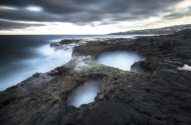 Spain, Canary Islands, Gran Canaria, El Bufadero - STCF000040