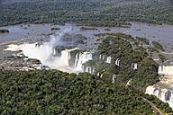 South America, Brazil, Parana, Iguazu National Park, Iguazu Falls - FOF006591
