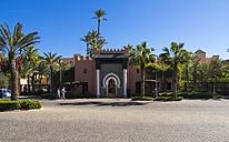 Morocco, Marrakesh-Tensift-El Haouz, Medina, Hotel La Mamounia - AMF002182