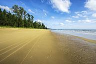 Thailand, Phang Nga, near Khuekkhak, Beach - THAF000264
