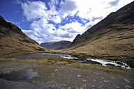 UK, Scotland, Glen Coe highlands - FDF000047