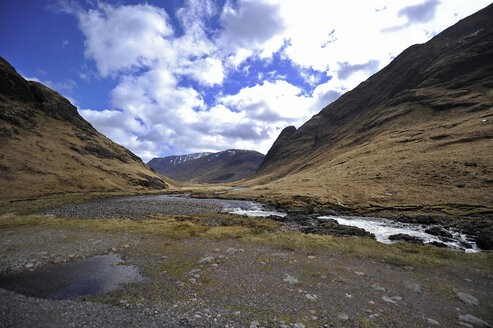 UK, Scotland, Glen Coe highlands - FDF000047