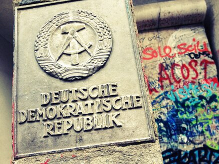 Memorial at Checkpoint Charlie, Berlin, Germany - RIMF000240