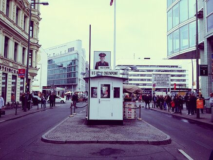 Checkpoint Charlie, Berlin, Germany - RIMF000242