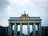 Brandenburg Gate, Berlin, Germany - RIMF000261