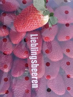 Strawberries, fruit - MJF001001
