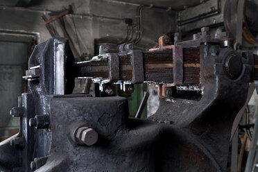 Germany, Bavaria, Josefsthal, Hammerschmiede at historic blacksmith's shop - TCF003945