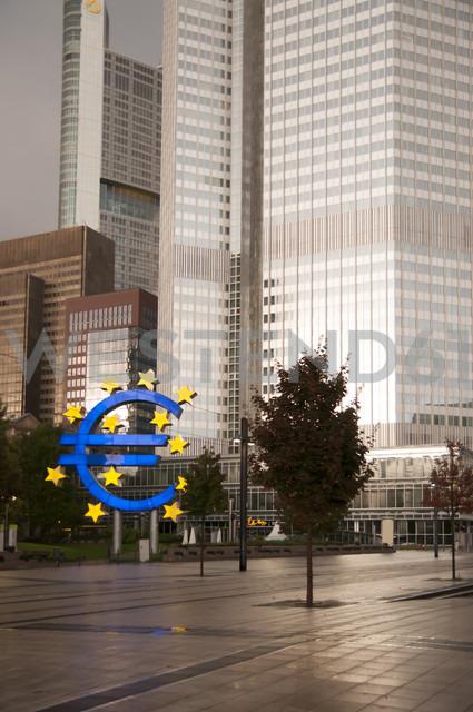 Germany, Hesse, Frankfurt, European Central Bank - CSTF000298