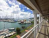 Caribbean, Antilles, Lesser Antilles, Martinique, Marina, Port de Plaisance du Marin - AM002193