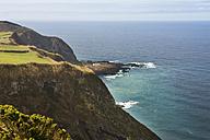 Portugal, Azores, Sao Miguel, Ponta da Ferraria, Pico das Camarinhas - ONF000532