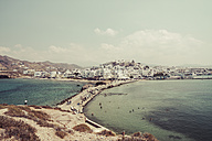 Greece, Cyclades, Naxos City, Harbour - KRPF000476