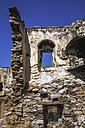 Greece, Cyclades, Naxos, Detail of a ruin - KRPF000467