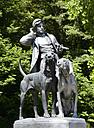 Austria, Upper Austria, Bad Ischl, Statue Der Lauscher - WW003247